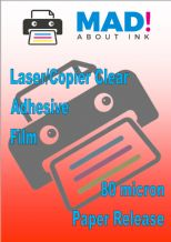 Laser Clear Adhesive Film